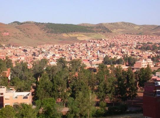 Après Berkane, la Caravane médico-sociale de lutte contre la cataracte arrive à Khénifra