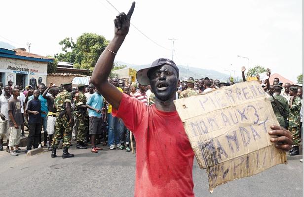 """Le pouvoir et l'opposition au Burundi """"satisfaits"""" de la résolution de l'ONU"""