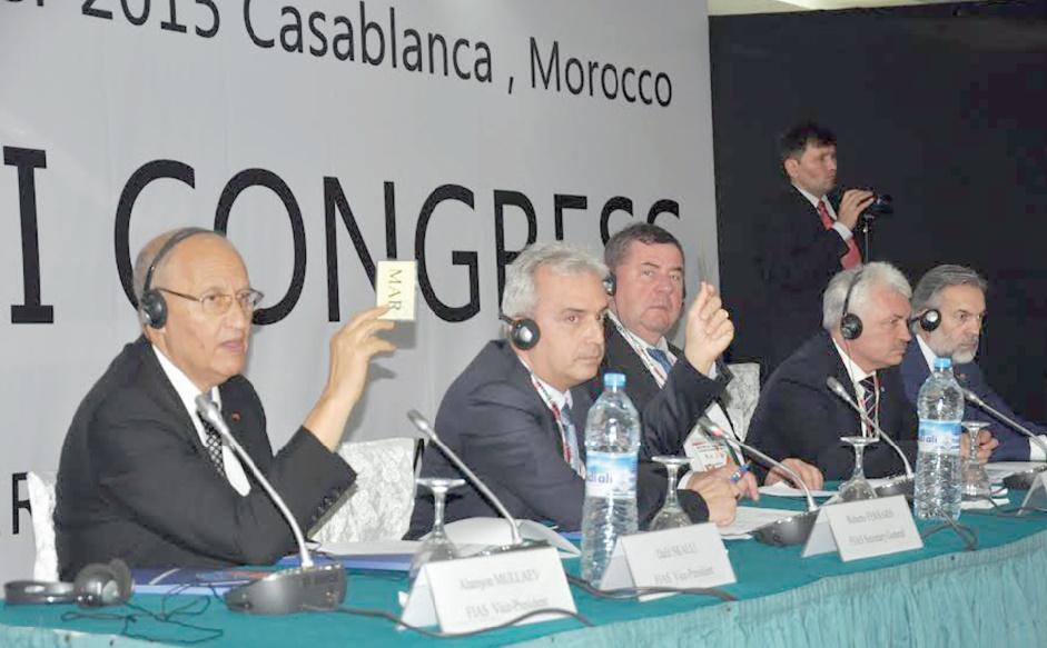 Casablanca capitale du sambo mondial