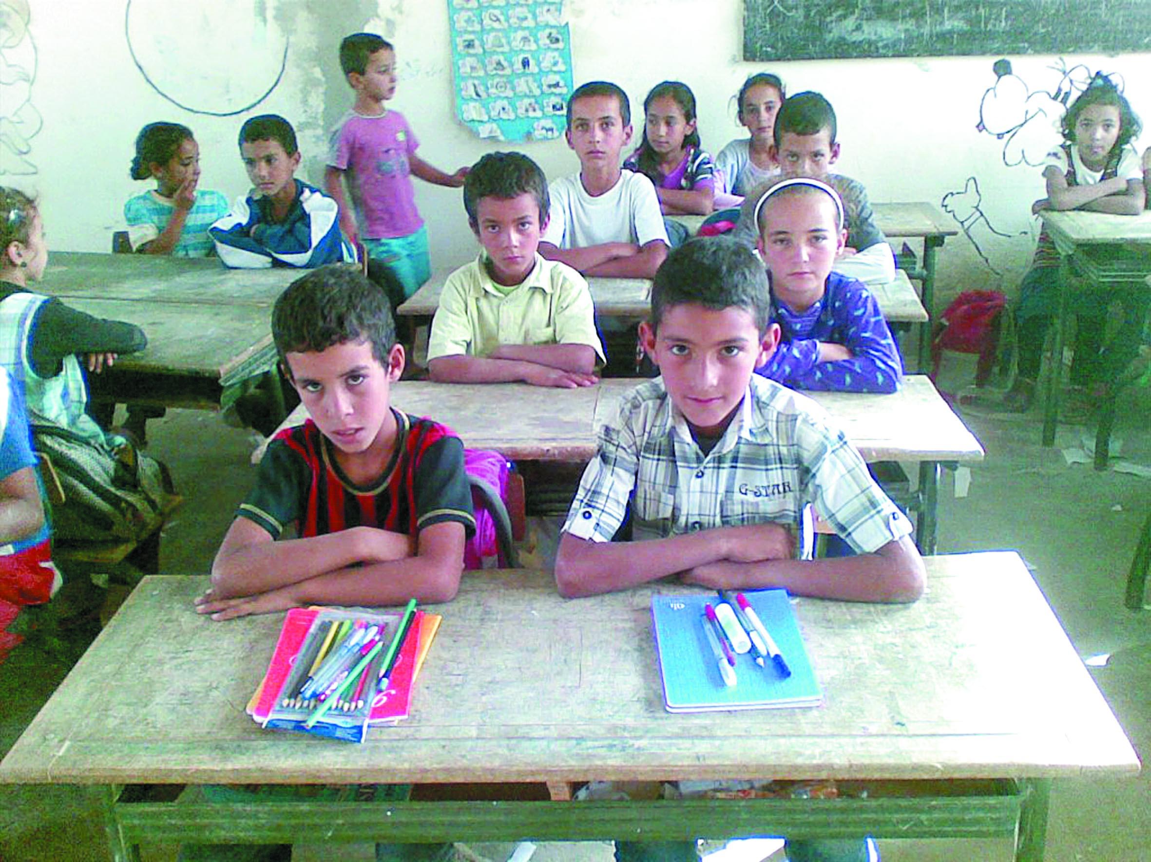 Nombreux leviers soutenant le droit de l'enfant à l'accès à la connaissance en milieu rural