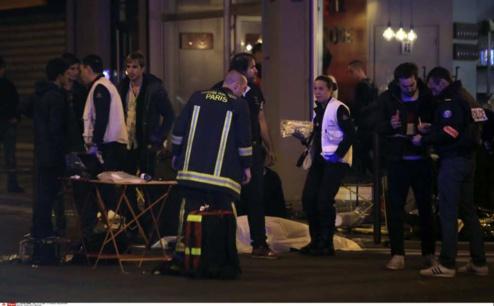 Les attaques de Paris vues de Rabat