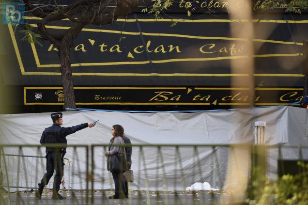 Carnage terroriste dans la Ville des Lumières Huit attaques en série et sept lieux visés