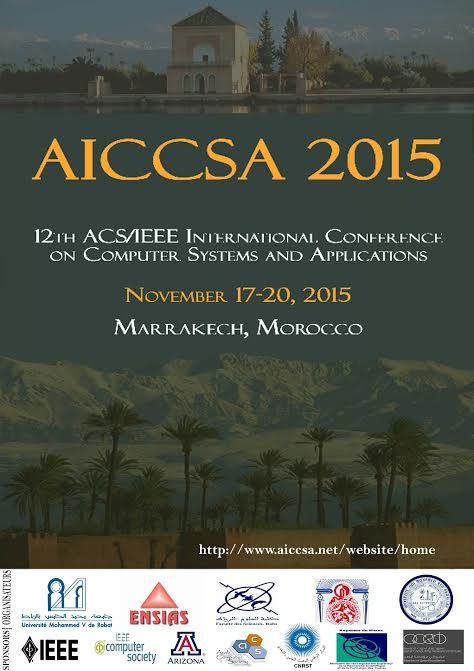 12ème édition de l'AICCSA à Marrakech