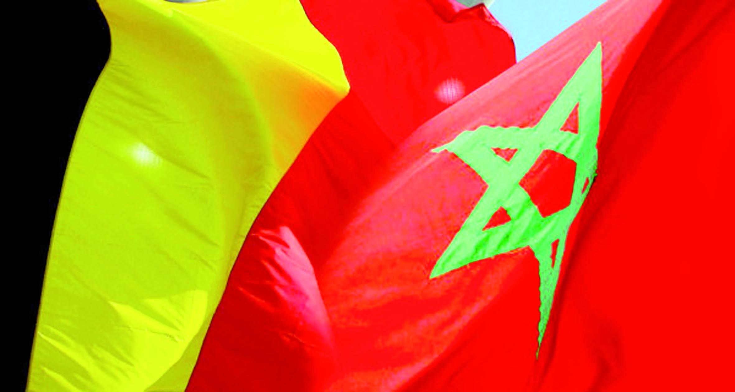 Réunion des commissions maroco-belges de coopération judiciaire