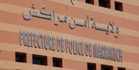 Enquête sur le décès d'une personne au poste de police de la Place Jamaâ El Fna