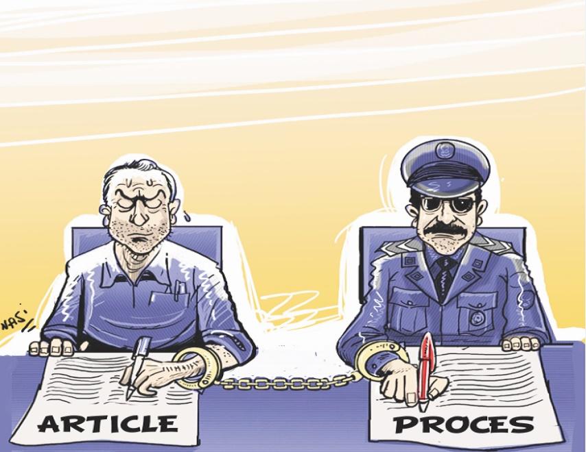Les journalistes, ces mal-aimés du gouvernement Benkirane