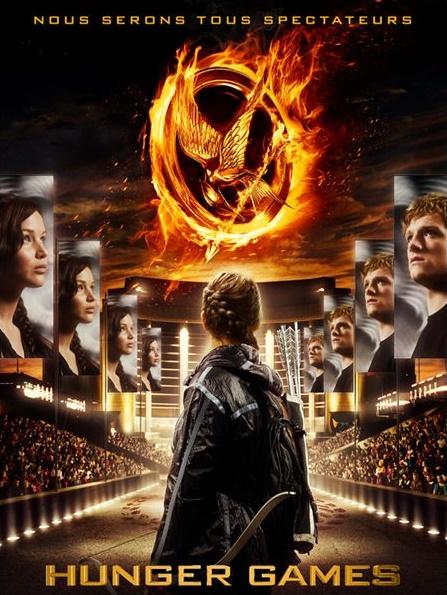 """La saga futuriste et apocalyptique """"Hunger Games"""" sur les écrans"""