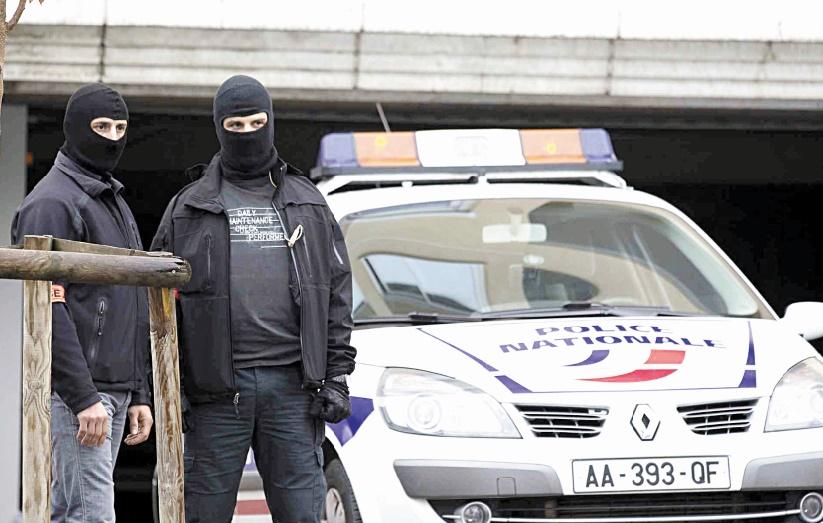 Six perquisitions dans la région bruxelloise