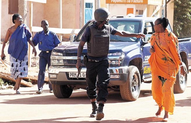 170 otages lors d'une fusillade au Radisson de Bamako