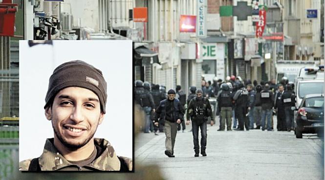 Trois personnes tuées dans l'assaut de Saint-Denis, dont Abaaoud