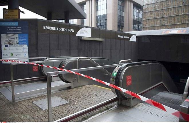 Bruxelles à l'arrêt pour le 2ème jour