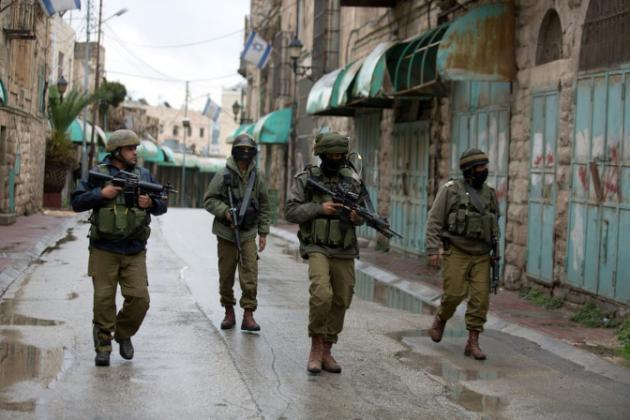 Attaques au couteau  dans le sud d'Israël