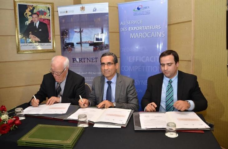 Pour la d mat rialisation des proc dures de commerce ext rieur for Banque algerienne du commerce exterieur
