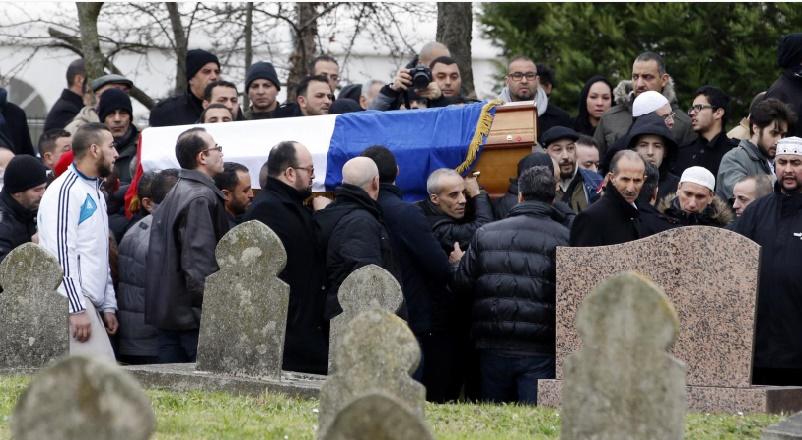 La France à l'heure des obsèques, Bruxelles ville-morte, Salah Abdeslam introuvable