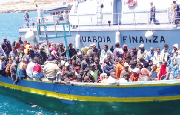 Crise migratoire, une responsabilité partagée entre l'Afrique et l'Europe