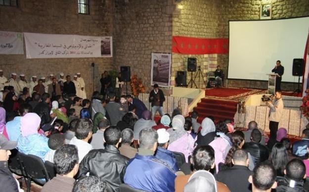 Le ciné-club d'Imouzzer Kandar met la lumière sur le patrimoine cinématographique marocain