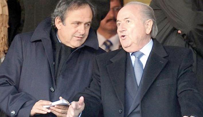 L'heure du verdict approche pour Platini et Blatter