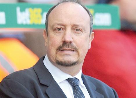 Benitez a toute notre confiance, assure Florentino Perez