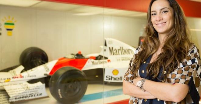 A Sao Paulo, trois femmes font vivre le rêve de Senna