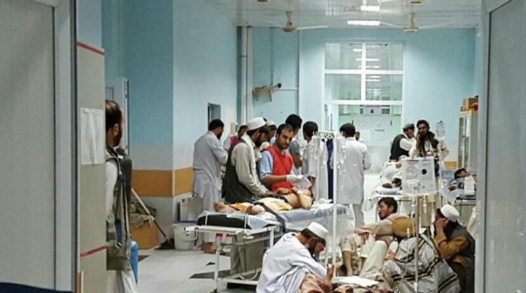 """Le raid US contre l'hôpital afghan de MSF, une """"erreur tragique"""""""