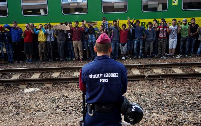 """Face aux réfugiés, l'Europe en pleine """"crise de mémoire"""""""