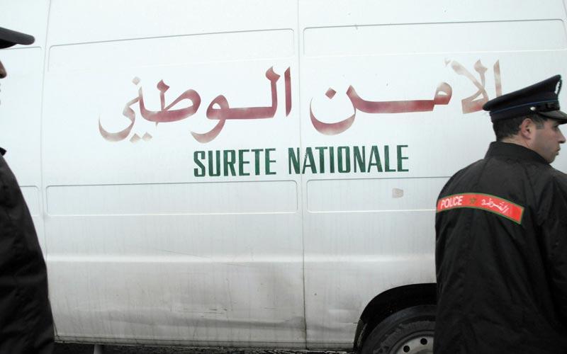 Interpellation à Meknès de deux  individus impliqués dans un homicide