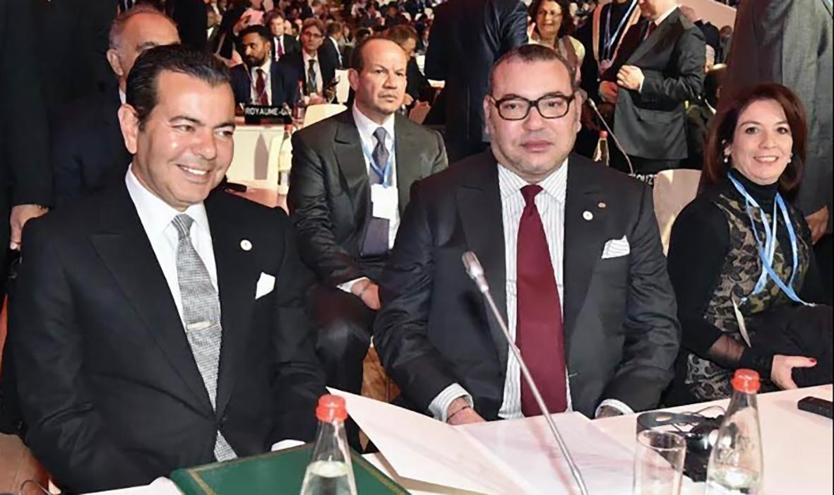 Dans son allocution devant la COP21, S.M le Roi : Chacun sait maintenant que la menace est planétaire