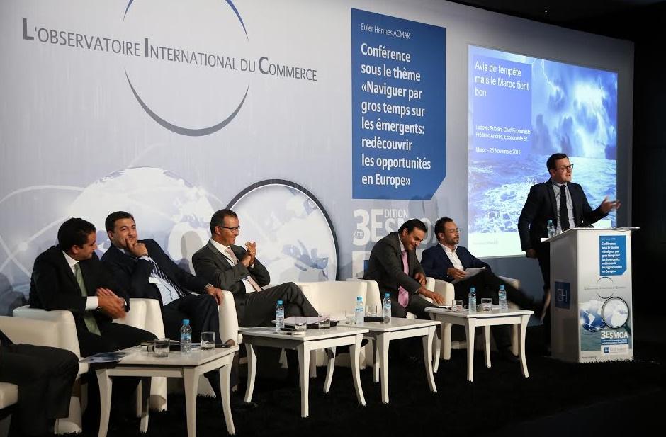 Le Maroc doit essentiellement son salut à l'agriculture
