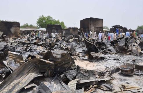 Attaques suicides au nord du Cameroun