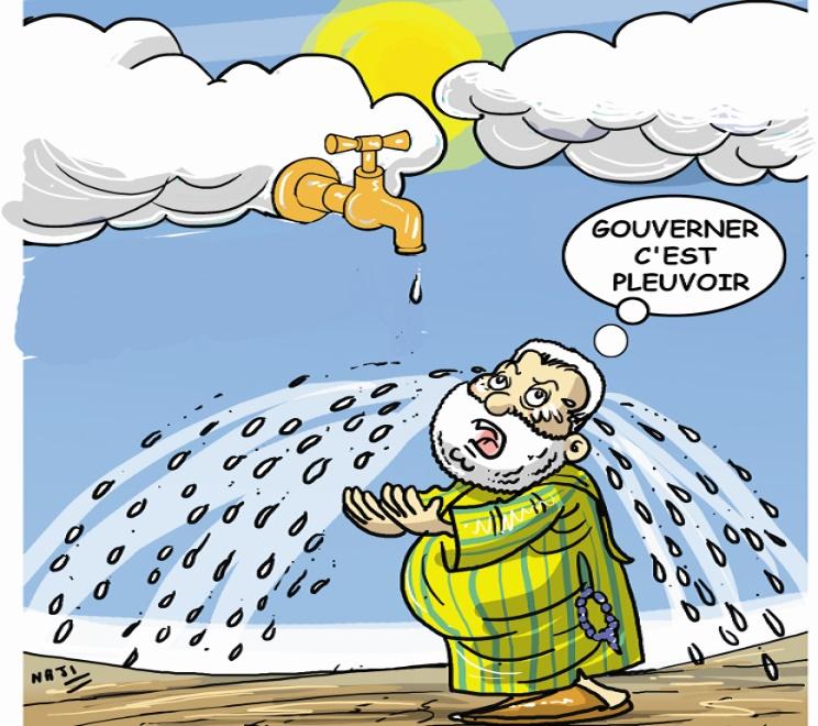 La campagne agricole suscite de grosses inquiétudes