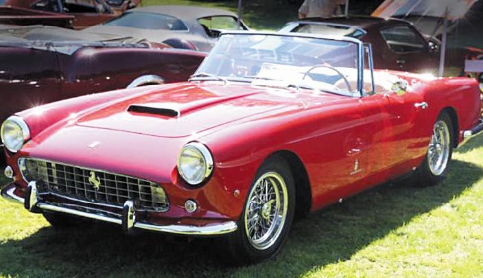 La Ferrari de Hassan II est à vendre
