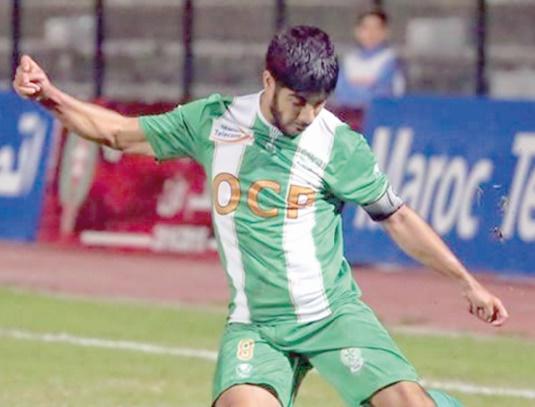 Ibrahim Bezghoudi renouvelle son contrat avec l'OCK