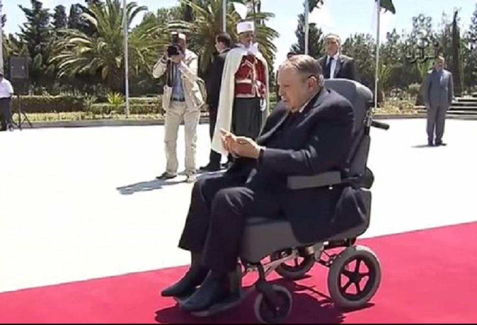 L'état de santé de Bouteflika empire