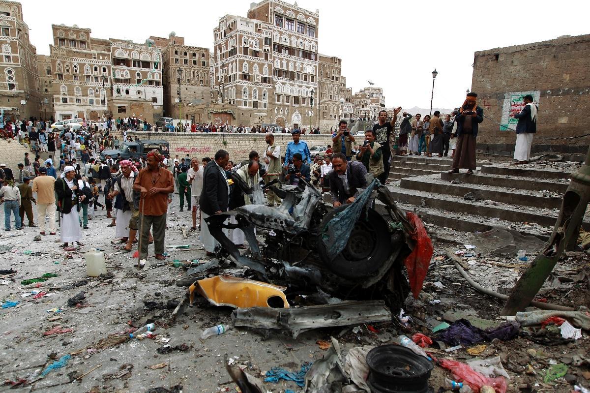 Le gouverneur d'Aden victime d'une voiture  piégée