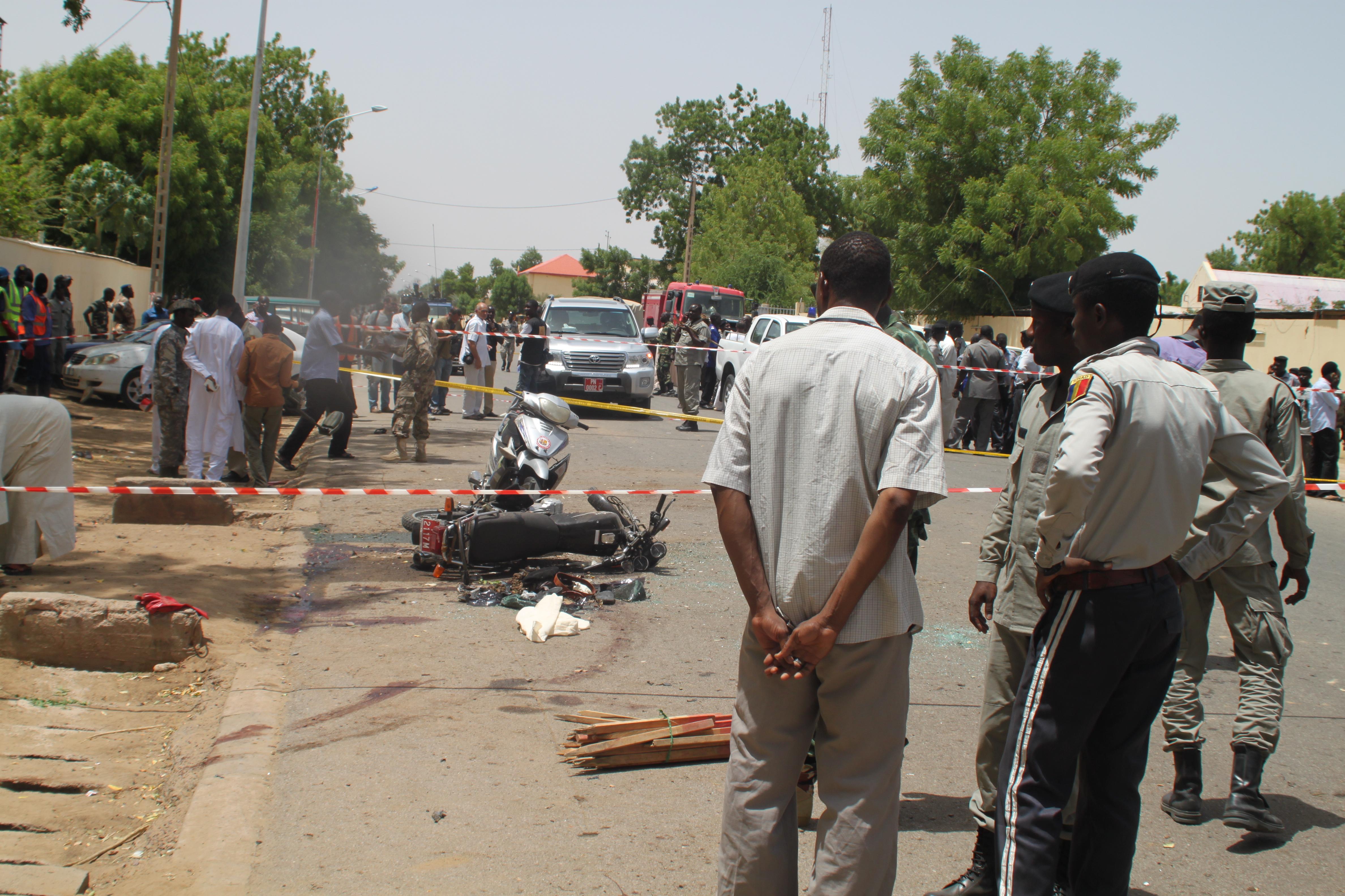 Vingt sept morts dans un triple attentat-suicide  au Tchad