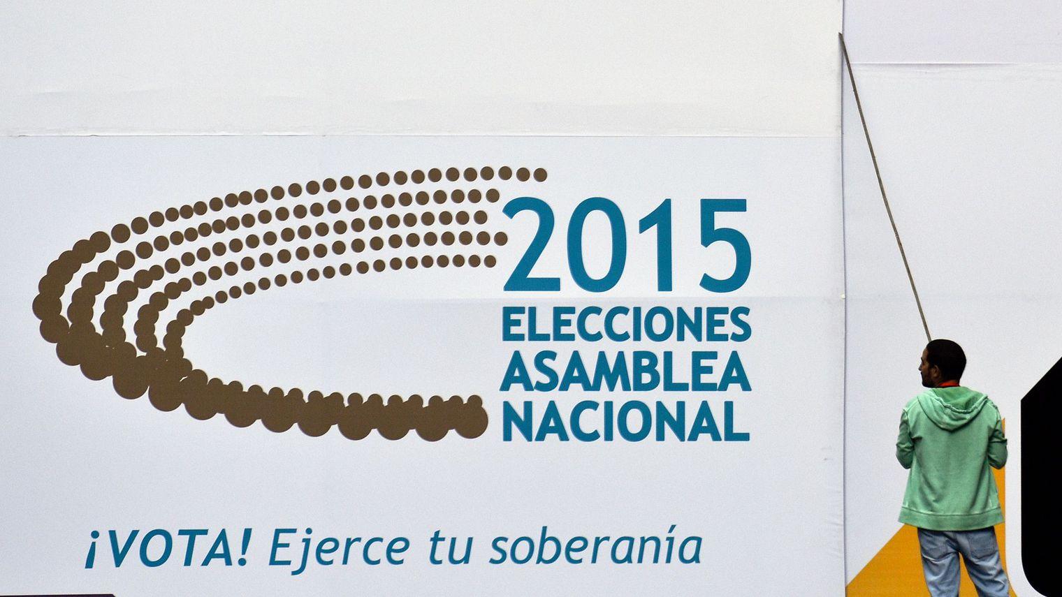 Le Venezuela élit ses députés