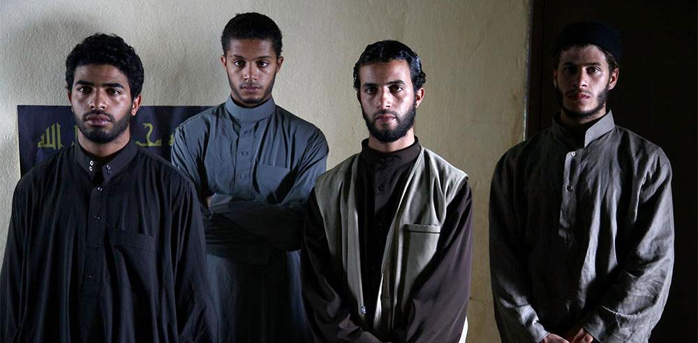 Une scéne du film de Nabil Ayouch ''Les Chevaux de Dieu'' traitant le processus de radicalisation religieuse
