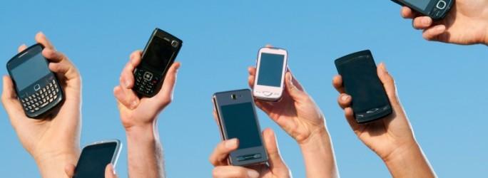 Ralentissement  des ventes de  smartphones en 2015