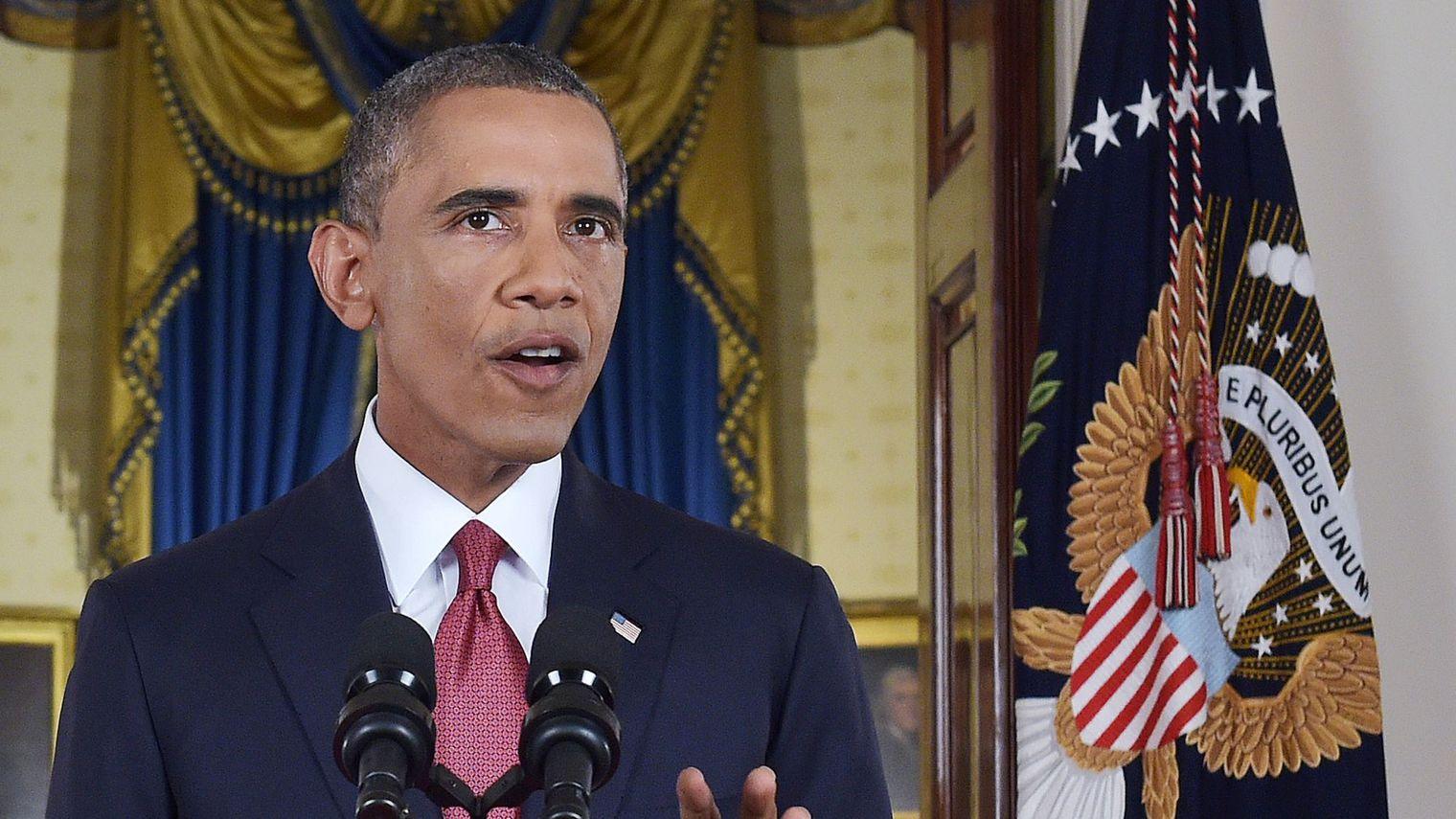 Barack Obama redit sa volonté d'anéantir les djihadistes  de l'EI