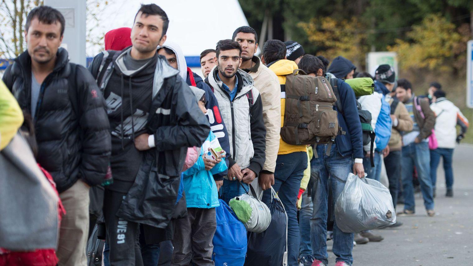 L'Allemagne a enregistré 964.000 migrants depuis janvier