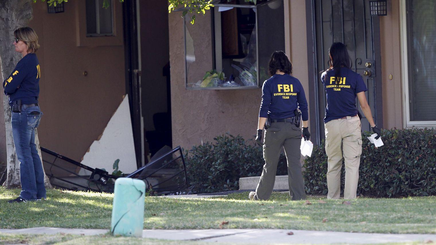 L'assaillante en Californie  a fréquenté une école coranique