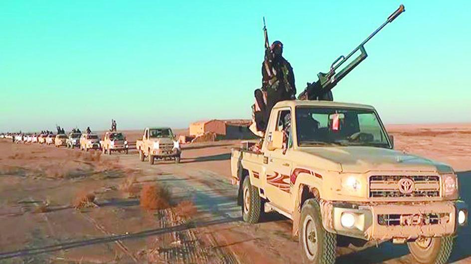 "Drogue, l'autre commerce ""halal"" de Daesh"