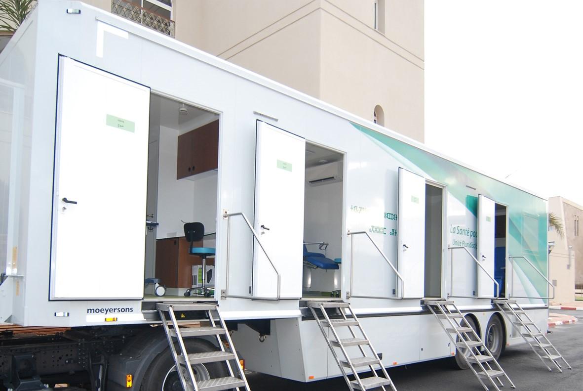 Une caravane médicale au profit des habitants de la commune de Bouiblane à Taza