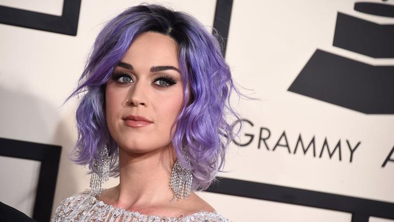 Katy Perry, l'artiste la mieux payée au monde