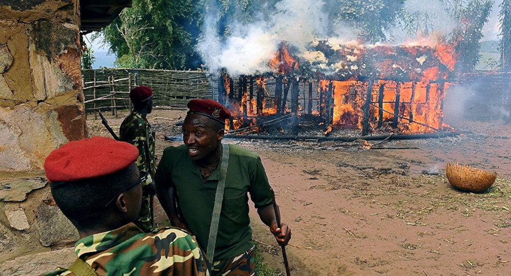 Deux camps militaires  attaqués à Bujumbura