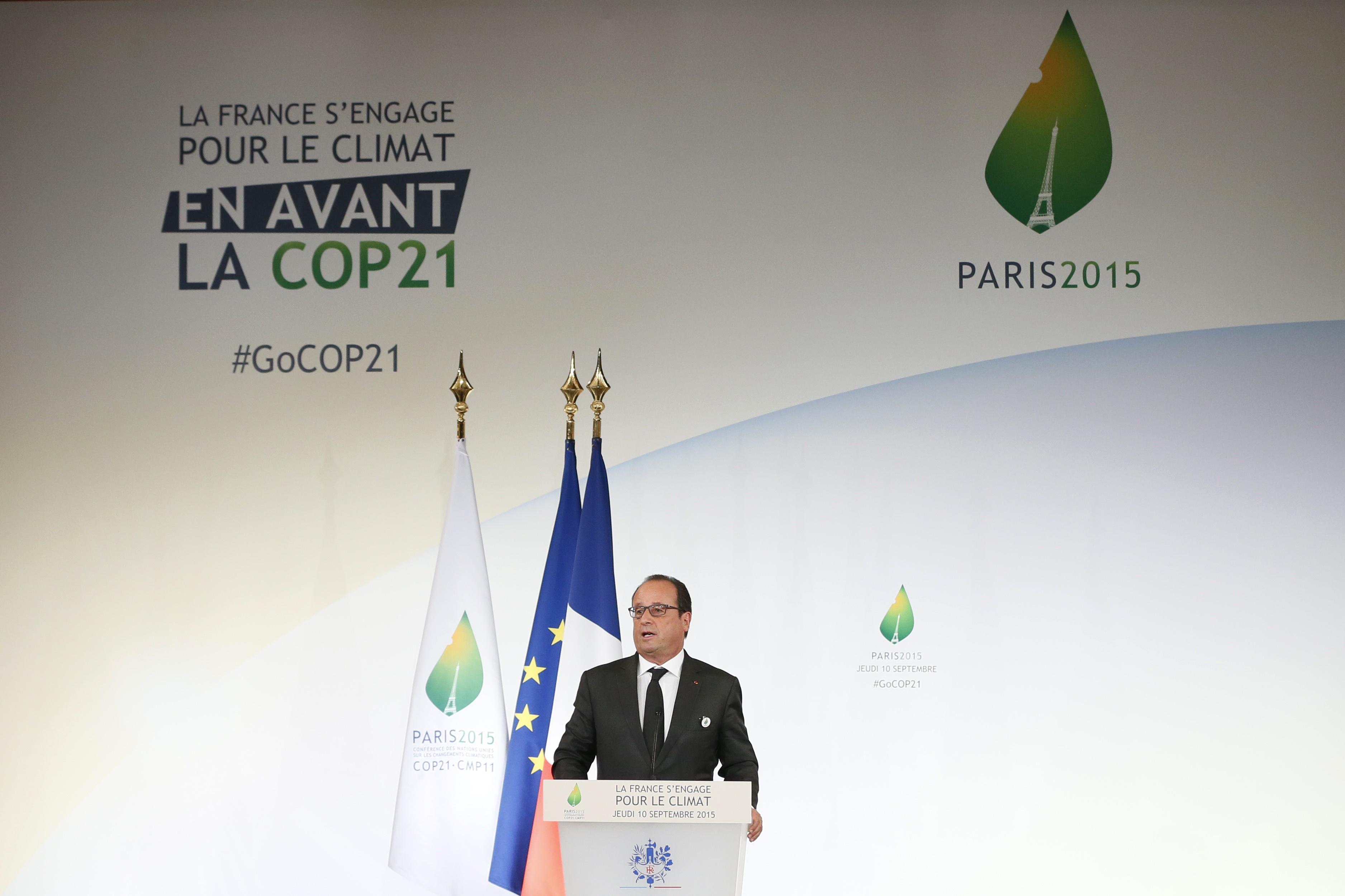 L'accord sur le climat attendu pour aujourd'hui samedi