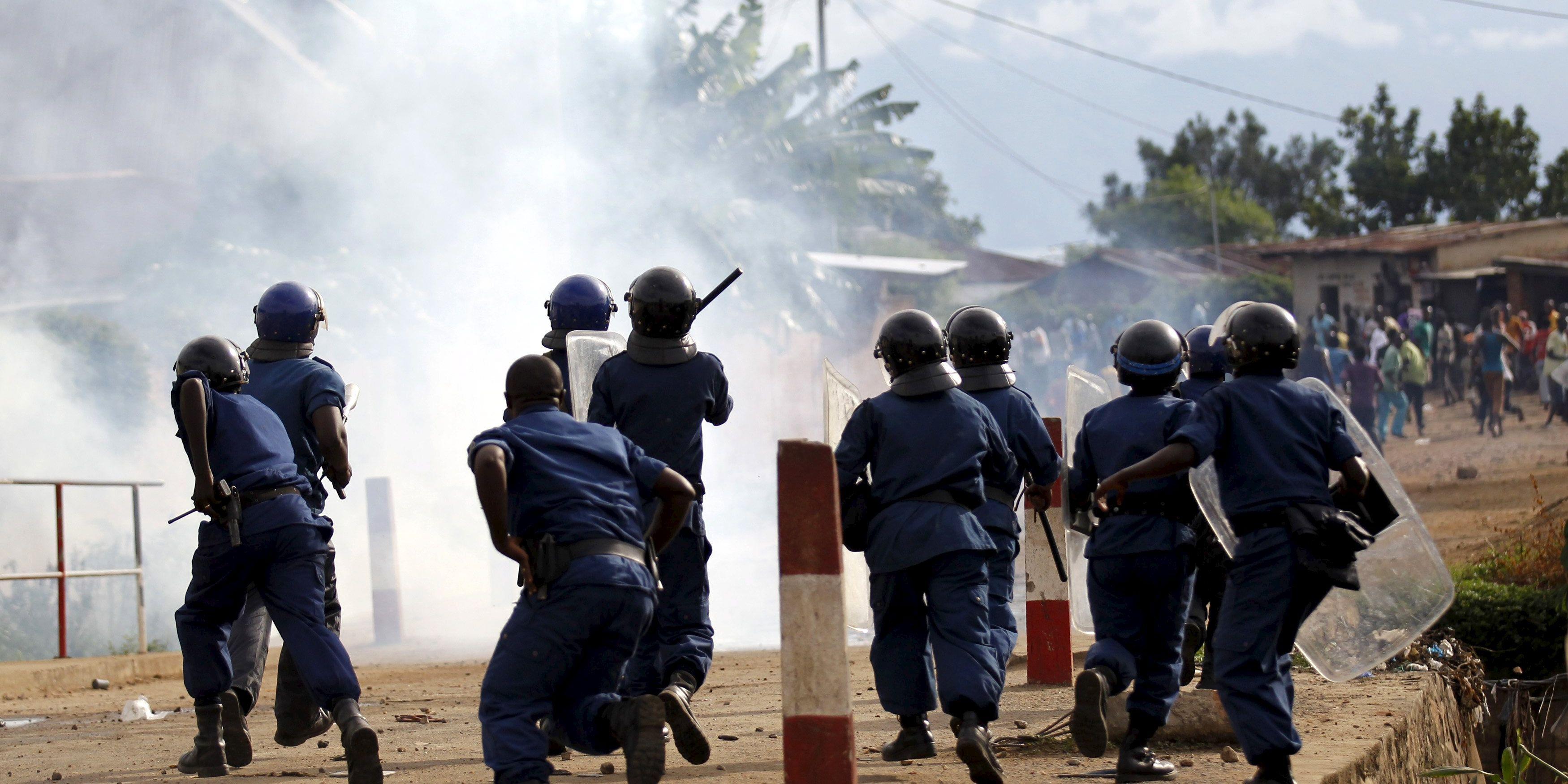 Les affrontements à Bujumbura ont fait 87 morts