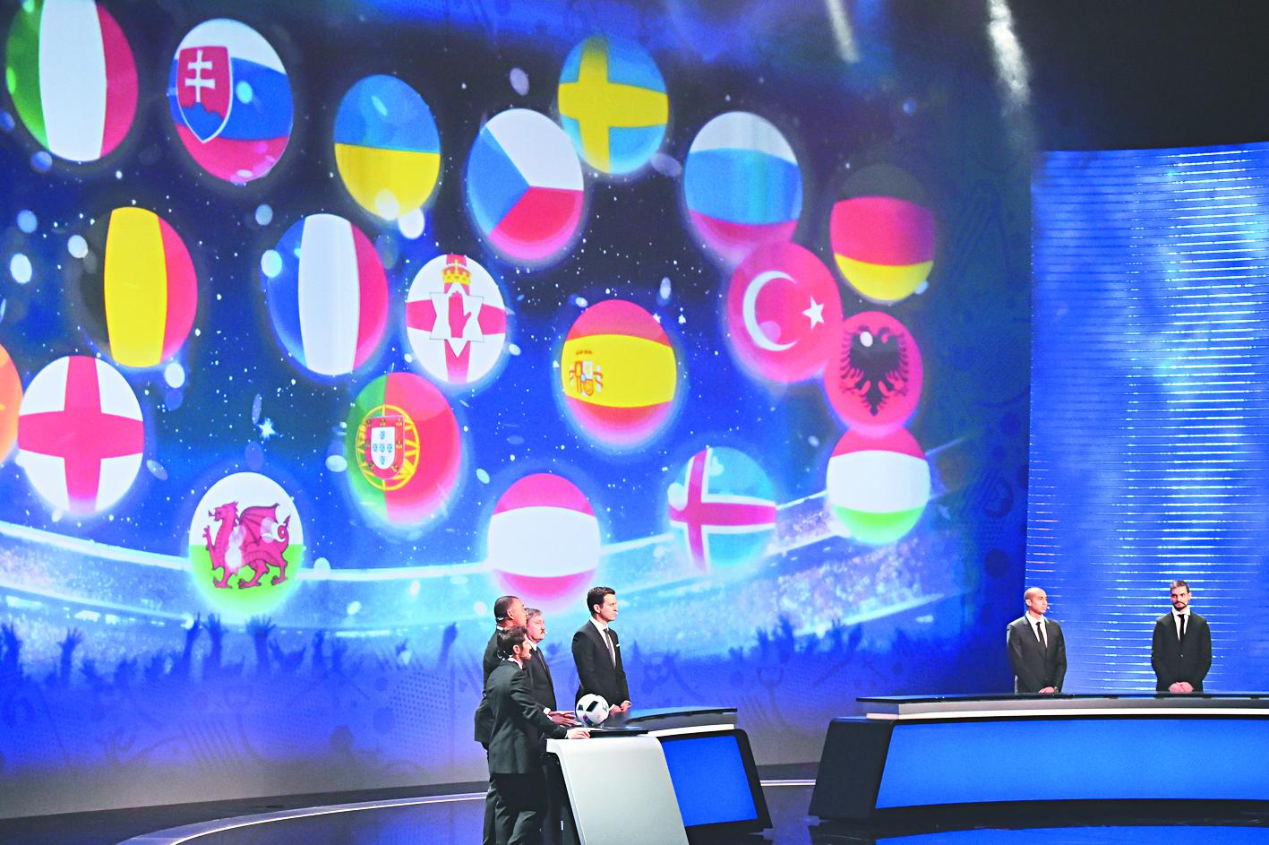 Un groupe relevé pour  le tenant du titre à l'Euro 2016