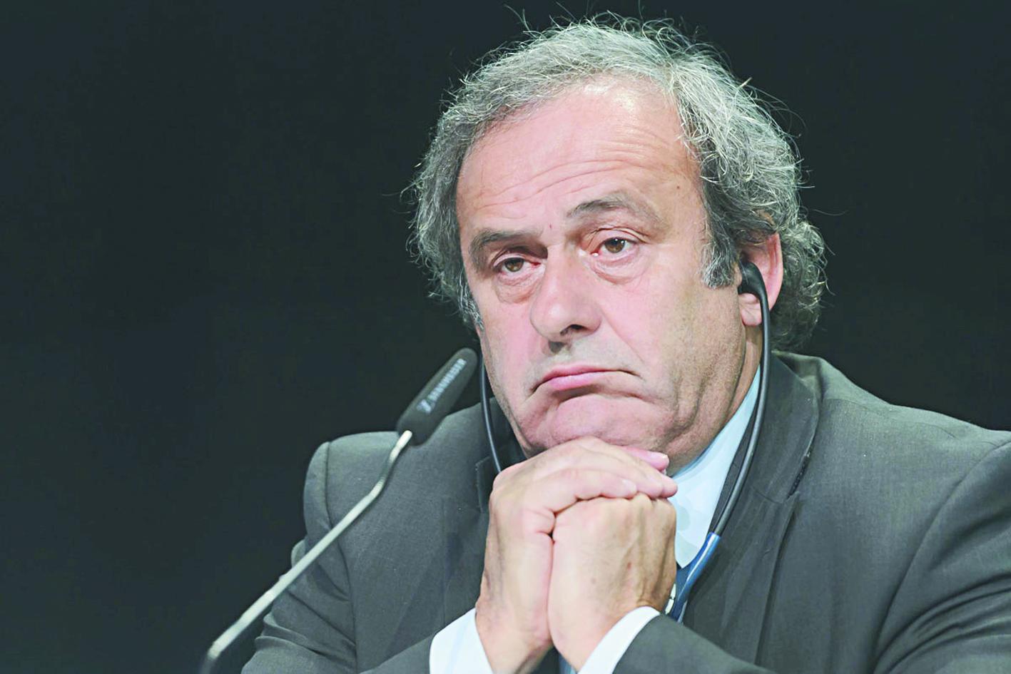 La situation se complique de plus belle pour Michel Platini