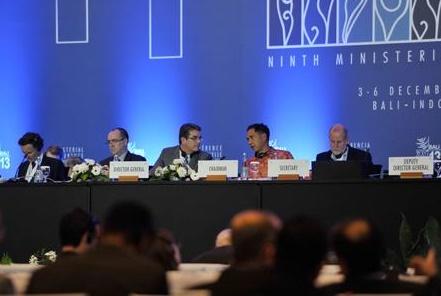 Profondes divisions des pays membres de l'OMC